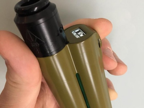 Squid Vape Double Barrel 2.1